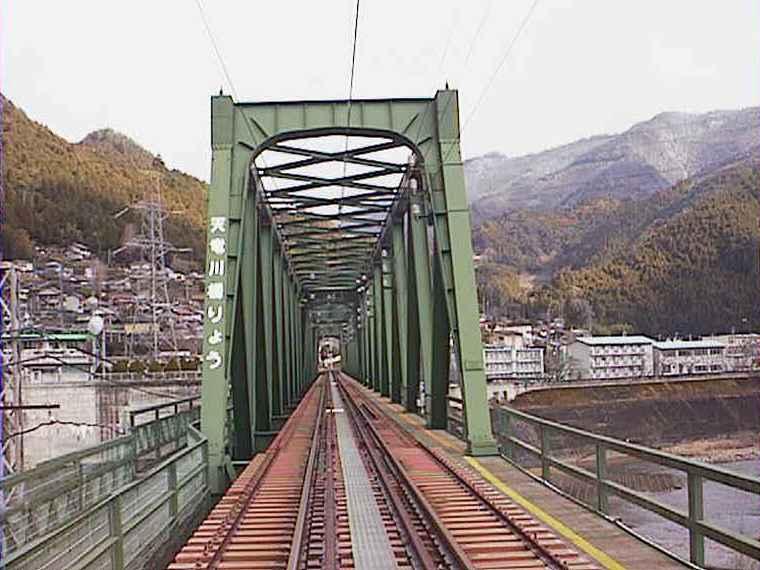 天竜川鉄橋